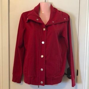 Hannah sport size S/CH red jacket